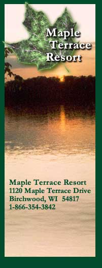 Maple Terrace Resort Northwoods Vacation Cottages & Cabins